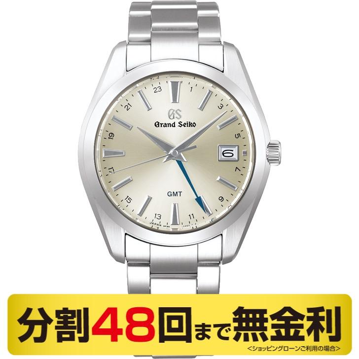 |2000円OFFクーポン & 店内ポイント最大52倍 9日23:59まで|60周年クロス プレゼント|グランドセイコー GMT クオーツ SBGN011 メンズ腕時計 (48回)