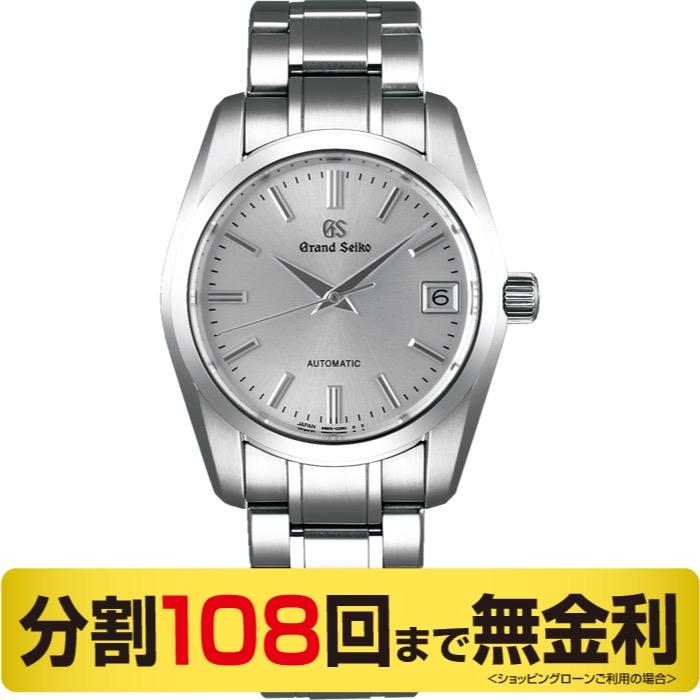 【2000円OFFクーポン&ポイント大幅UP 16日1:59まで】【60周年クロス プレゼント】グランドセイコー SBGR251 自動巻メカニカル メンズ腕時計 (108回)