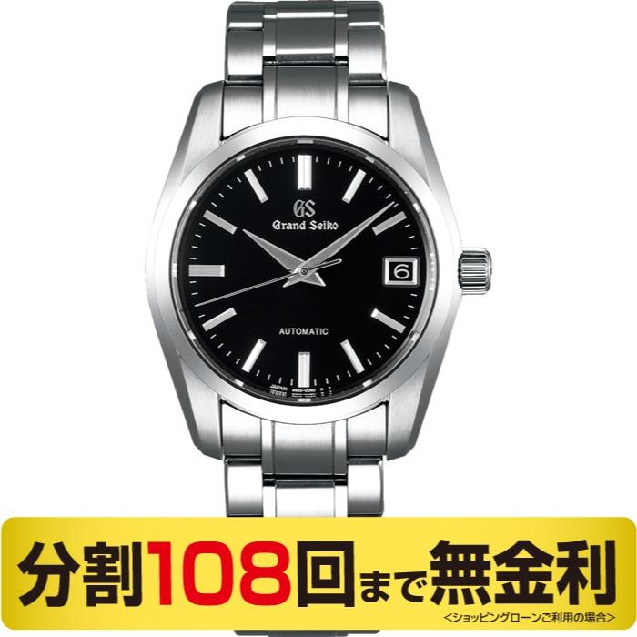 【2000円OFFクーポン&ポイント大幅UP 16日1:59まで】【60周年クロス プレゼント】グランドセイコー SBGR253 自動巻メカニカル メンズ腕時計 (108回)