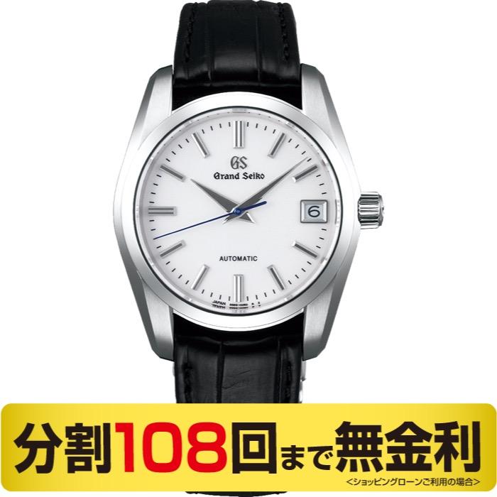 【2000円OFFクーポン&ポイント大幅UP 16日1:59まで】【60周年クロス プレゼント】グランドセイコー SBGR287 自動巻メカニカル メンズ腕時計 (108回)
