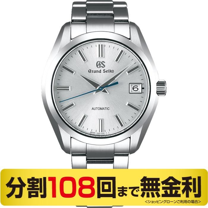 2020年最新海外 【60周年ピンバッジプレゼント】グランドセイコー SBGR307 自動巻メカニカル メンズ腕時計(108回無金利), 人形の館石倉 387d5df6
