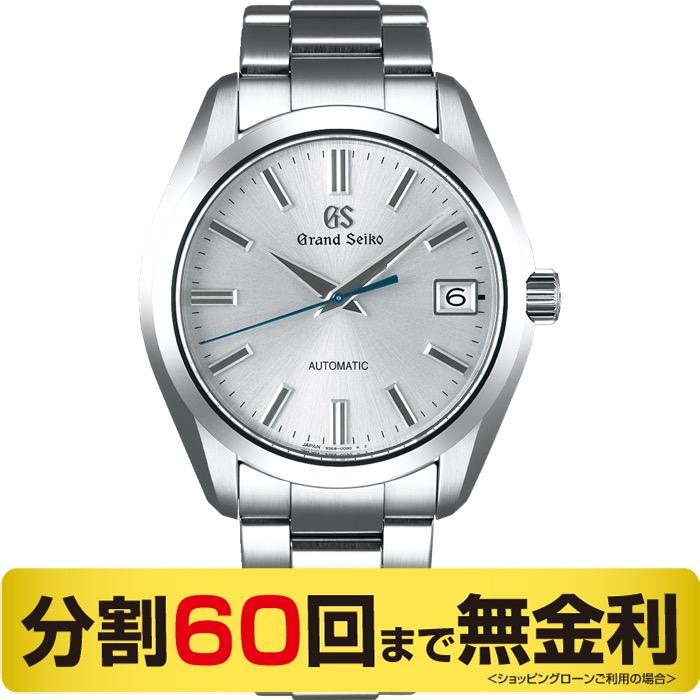お待たせ! 【60周年ピンバッジプレゼント】グランドセイコー SBGR307 自動巻メカニカル メンズ腕時計(60回無金利), dress code ebe1c65b