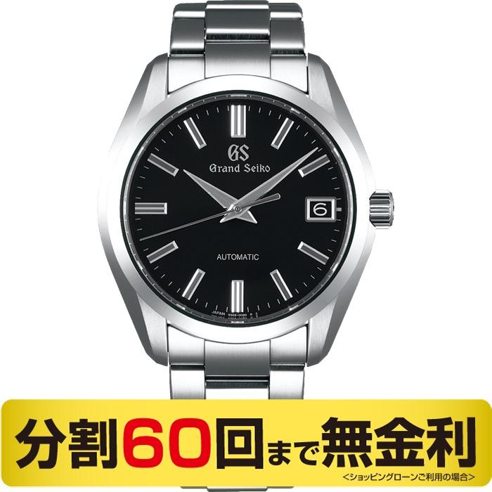 【2000円OFFクーポン&ポイント大幅UP 16日1:59まで】【60周年クロス プレゼント】グランドセイコー SBGR309 自動巻メカニカル メンズ腕時計 (60回)