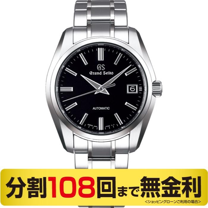 【2000円OFFクーポン&ポイント大幅UP 16日1:59まで】【60周年クロス プレゼント】グランドセイコー SBGR317 自動巻 メンズ腕時計 (108回)