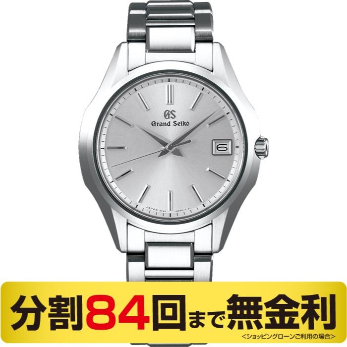 【2000円OFFクーポン&ポイント大幅UP 16日1:59まで】【60周年クロス プレゼント】グランドセイコー SBGV213 クオーツ メンズ腕時計 (84回)