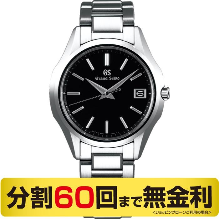 【2000円OFFクーポン&ポイント大幅UP 16日1:59まで】【60周年クロス プレゼント】グランドセイコー SBGV215 クオーツ メンズ腕時計 (60回)