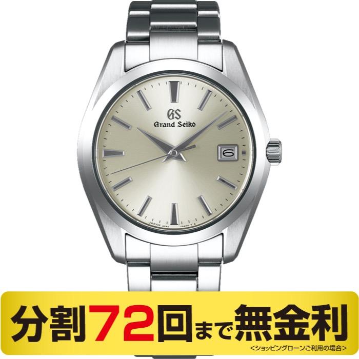【2000円OFFクーポン&ポイント大幅UP 16日1:59まで】【60周年クロス プレゼント】グランドセイコー SBGV221 クオーツ メンズ腕時計 (72回)