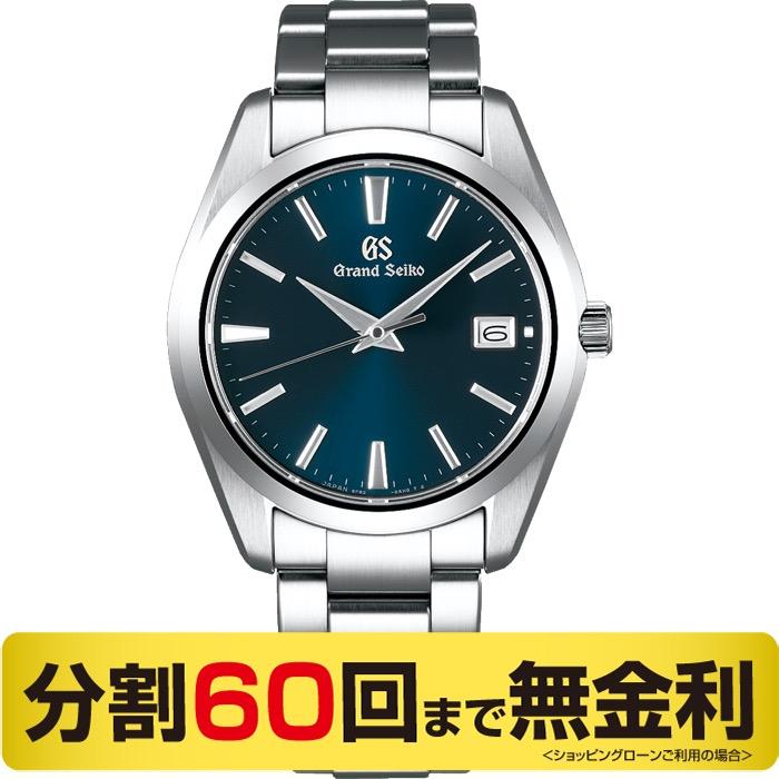 【2000円OFFクーポン&ポイント大幅UP 16日1:59まで】【60周年クロス プレゼント】グランドセイコー SBGV225 クオーツ メンズ腕時計 (60回)
