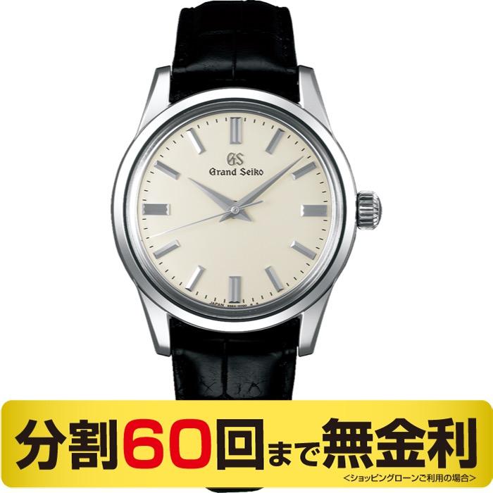 【2000円OFFクーポン&ポイント大幅UP 16日1:59まで】【60周年クロス プレゼント】グランドセイコー SBGW231 手巻メカニカル メンズ腕時計 (60回)