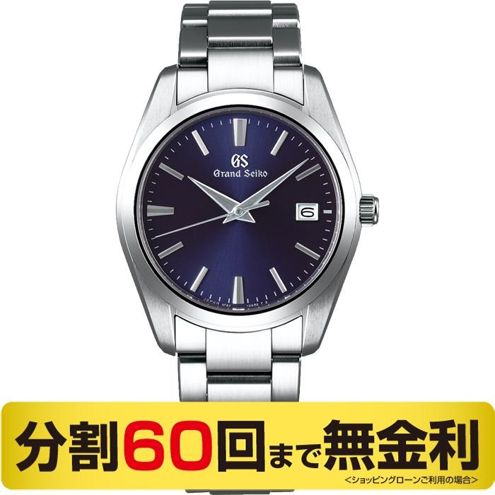 【2000円OFFクーポン&ポイント大幅UP 16日1:59まで】【60周年クロス プレゼント】グランドセイコー SBGX265 クオーツ メンズ腕時計 (60回)