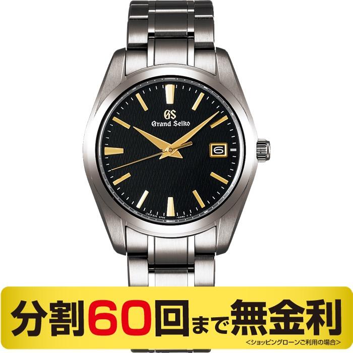 【2000円OFFクーポン&ポイント大幅UP 16日1:59まで】【60周年クロス プレゼント】グランドセイコー SBGX269 チタン クオーツ メンズ腕時計 (60回)