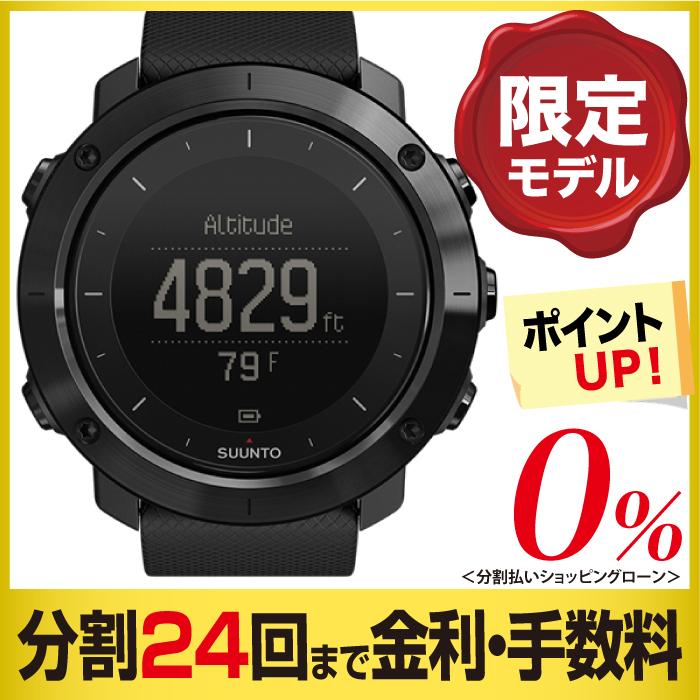 スント トラバース サファイアブラック 限定モデル SS022291000 GPS 腕時計 (24回無金利)