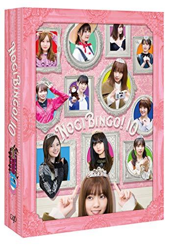 NOGIBINGO 定番 10 DVD-BOX DVD 初回生産限定 高品質