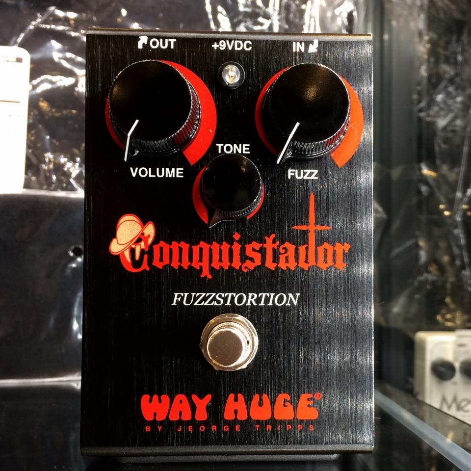 Way Huge/Conquistador Fuzzstortion WHE406【店頭受取対応商品】