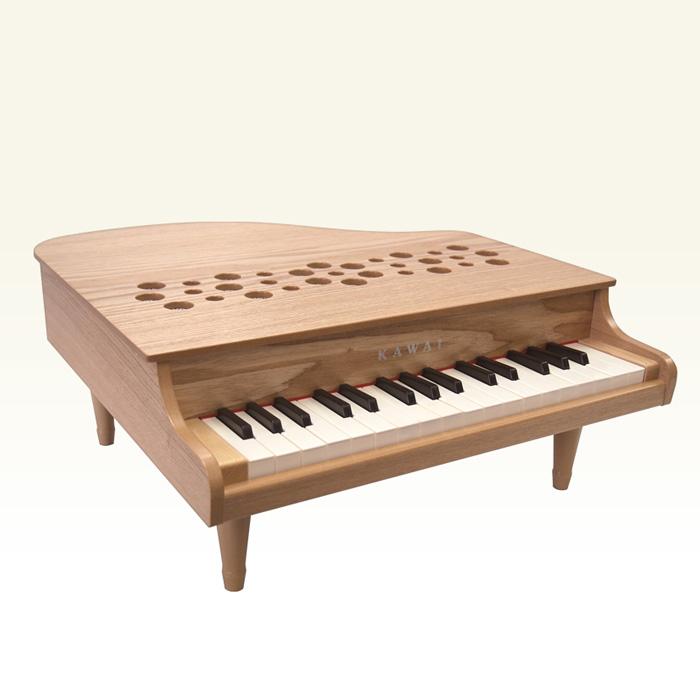 32鍵 木製ボディのグランドタイプ ラッピング無料 カワイ 贈与 KAWAI 売れ筋ランキング ミニピアノ ナチュラル プレゼント P-32