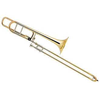 【在庫有り/完全調整】V.Bach バック テナーバストロンボーン 42BO GL GB(ゴールドブラス:チューニングスライド) ゴールドラッカー仕上げ [管楽器]【Happy Start Campaign!4/20(土)~6/30(日)】