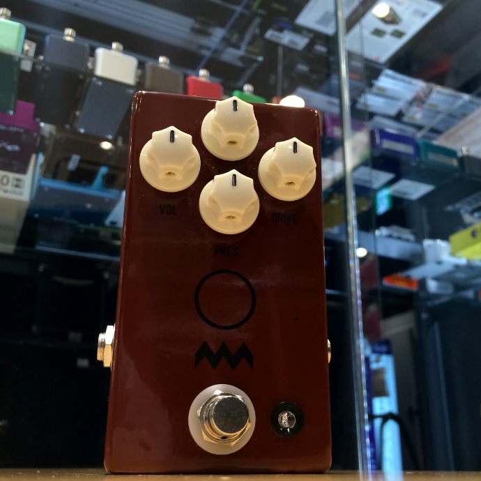 JHS Pedals/Charlie Brown【在庫あり】【店頭受取対応商品】
