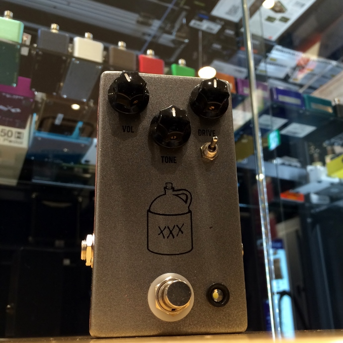 Pedals/Moonshine JHS Overdrive【在庫あり】【店頭受取対応商品】