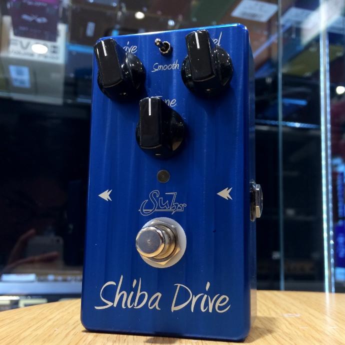 Suhr(正規輸入品)/SHIBA DRIVE【在庫あり】【店頭受取対応商品】