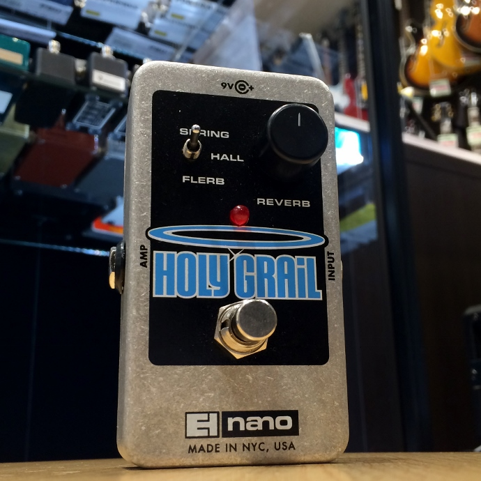 Electro-Harmonix/Holy Grail【在庫あり】【店頭受取対応商品】
