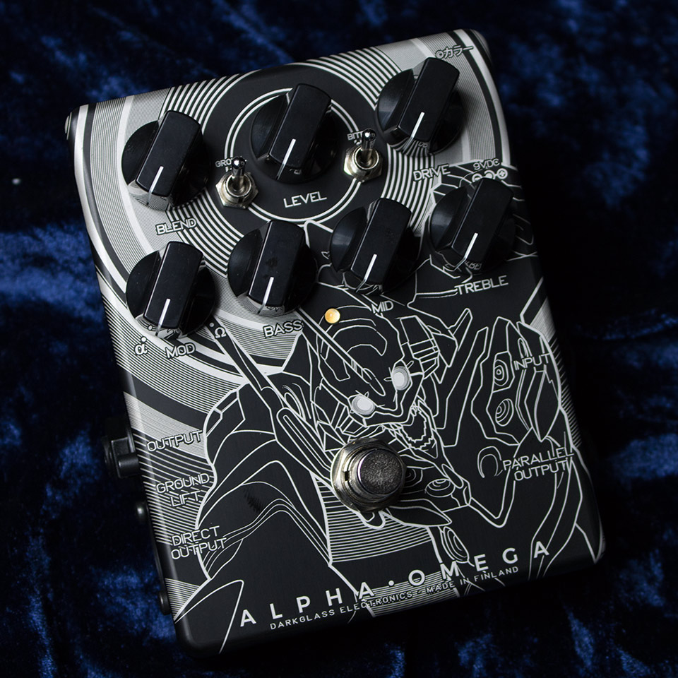 Darkglass Electronics/Alpha Omega Japan Limited EVA初号機 ver.【在庫あり】