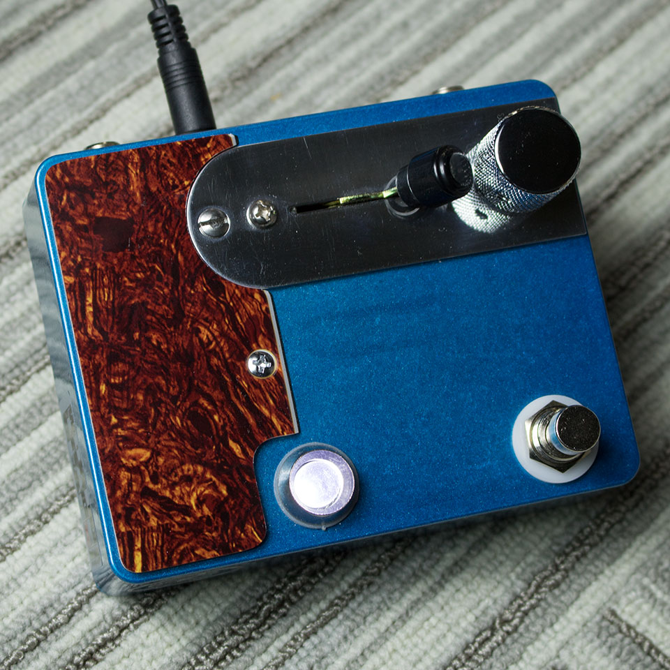 COPPERSOUND PEDALS/Broadway Boost (Lake Placid Blue / Tortoise)【在庫あり】