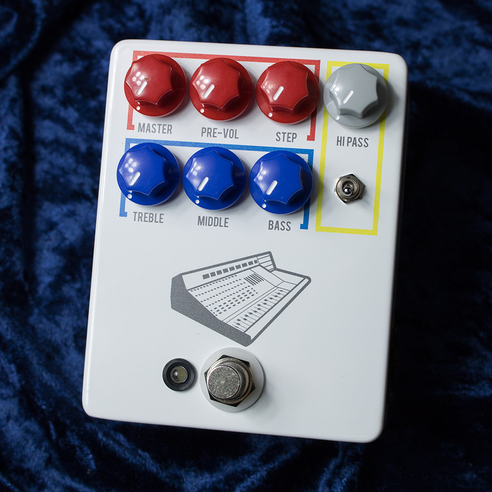 JHS Pedals/Colour Box【在庫あり】【店頭受取対応商品】