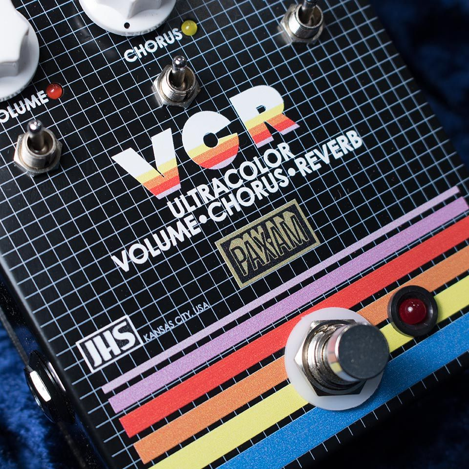 JHS Pedals/The VCR【在庫あり】