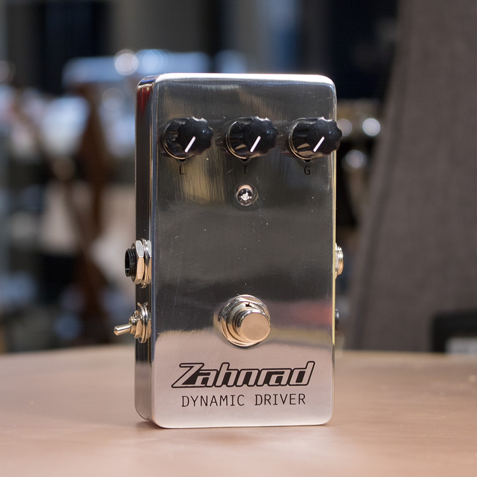 Zahnrad by nature sound/Dynamic Driver #0011【在庫あり】【店頭受取対応商品】【展示品特価】