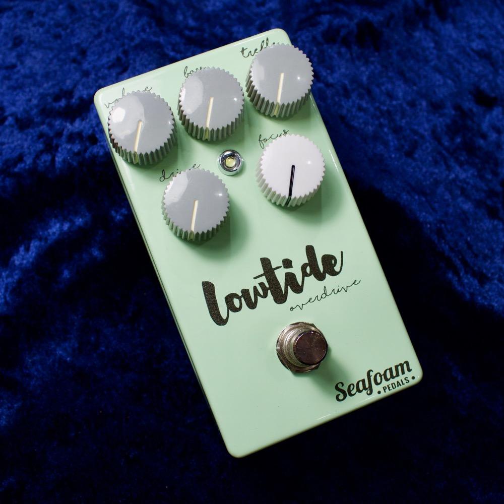 Seafoam Pedals/Lowtide Overdrive【在庫あり】
