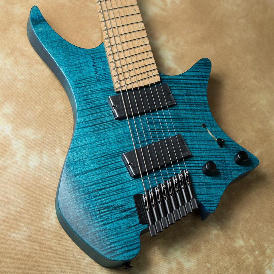 strandberg/Boden Original 8 (Blue / Maple) w/Fishman Fluence Modern【在庫あり】【トップ選定品】【Boden Original在庫強化中】