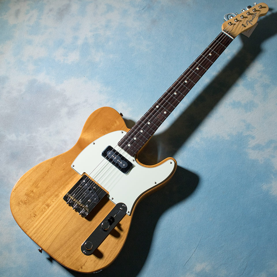 Fender/FSR Made In Japan Hybrid 60s Telecaster P-90 (Vintage Natural)【在庫あり】