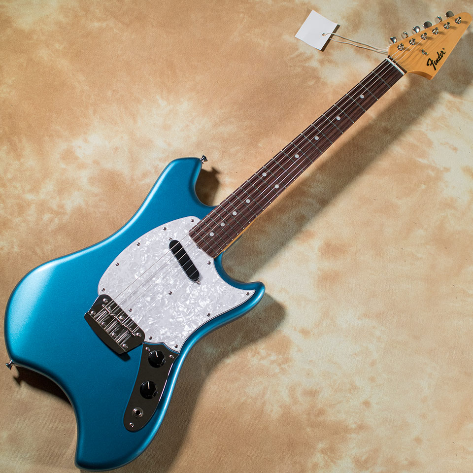 Fender/Made In Japan Limited Swinger 1P.U Lacquer Finish LPB (Lake Placid Blue)【限定モデル】【在庫あり】