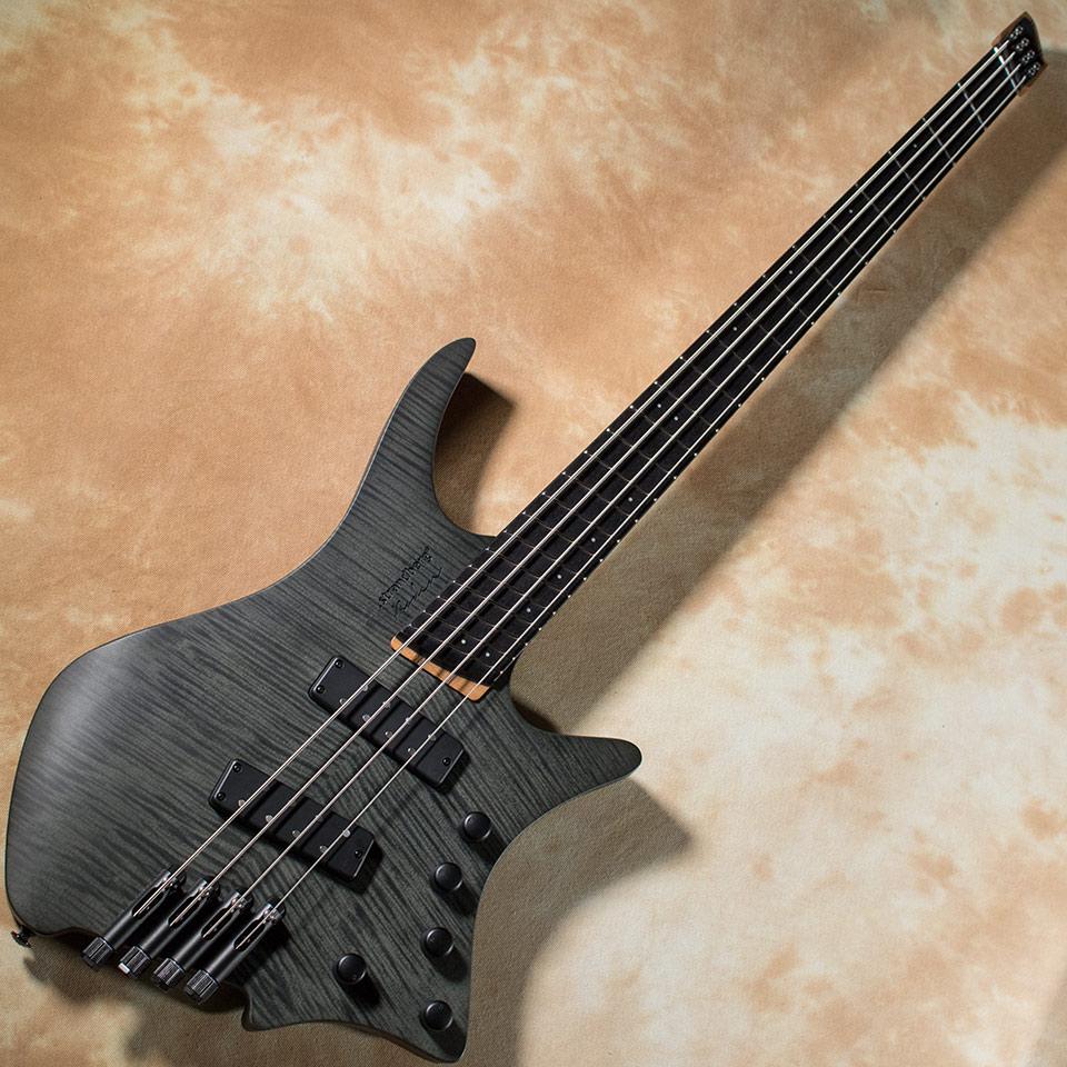 strandberg/Boden Bass Prog 4 Strings (Black)【選定品】【在庫あり】