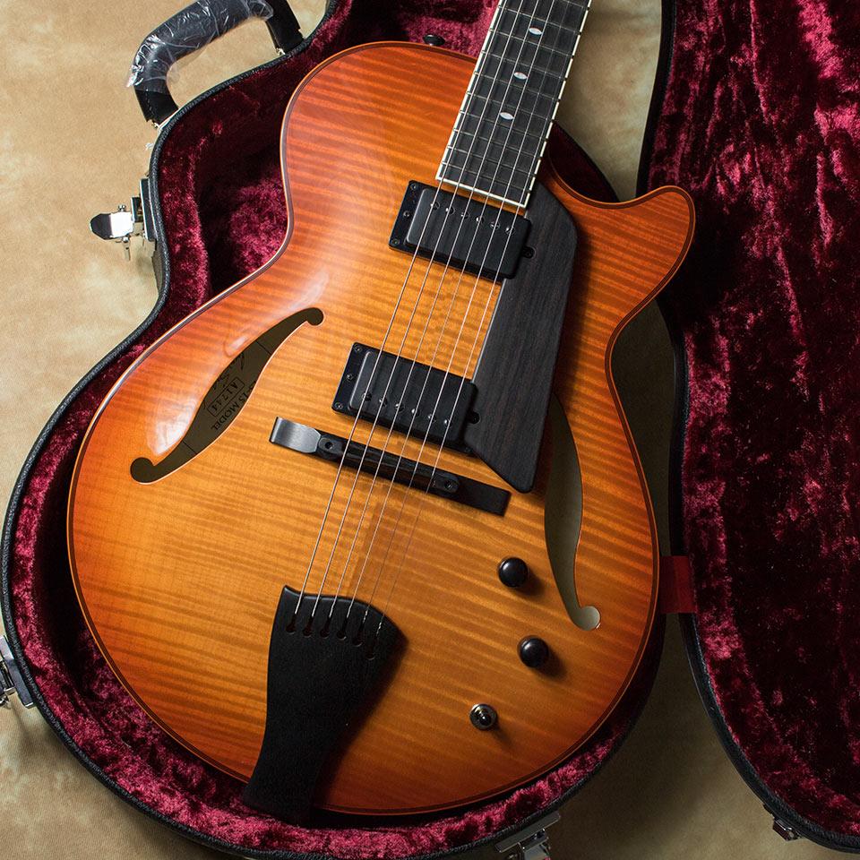 Sadowsky/Archtops Series LS-15 Violin Burst【在庫あり】