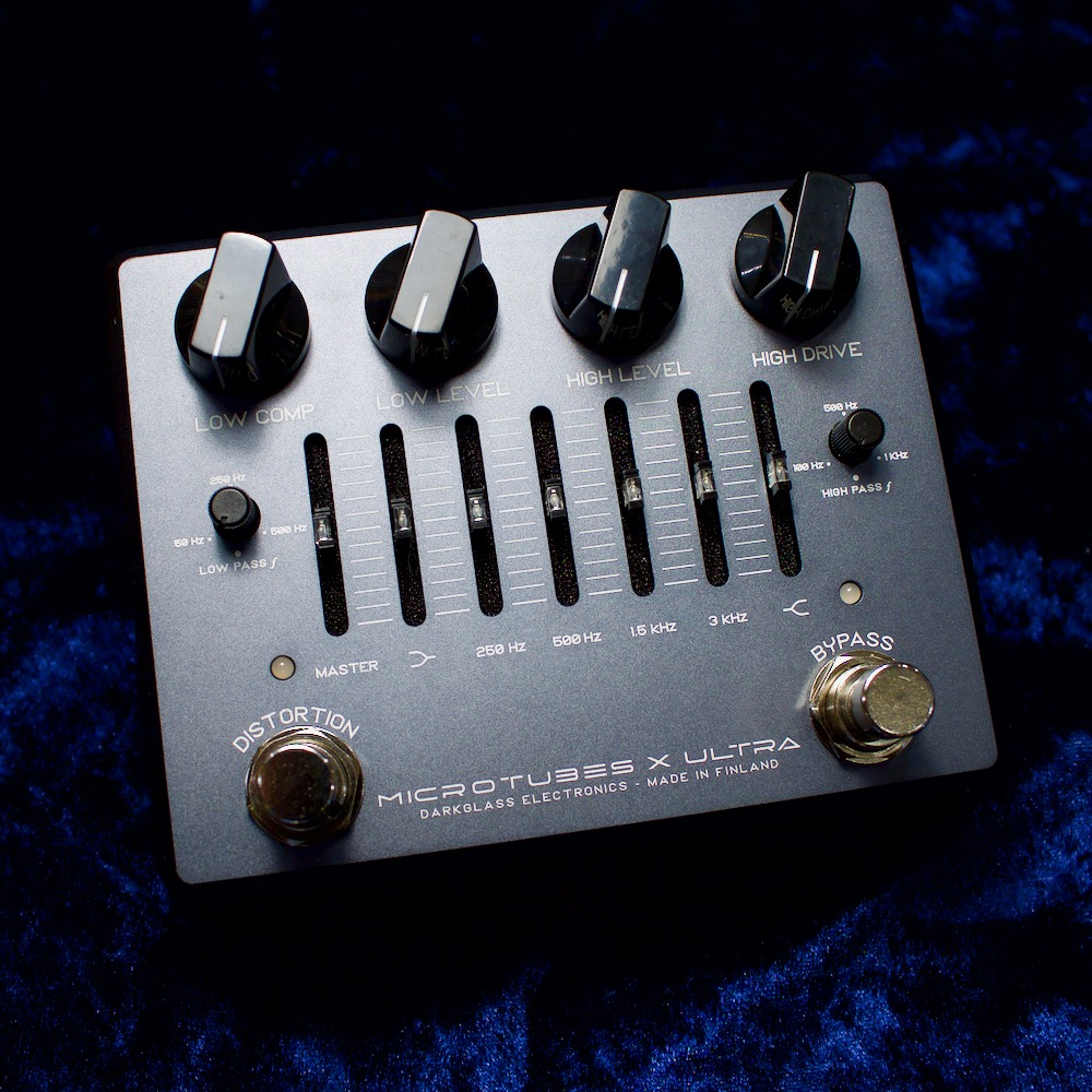 Darkglass Electronics/Microtubes X ULTRA【在庫あり】【決算お買得セール!!3/7(土)~3/22(日)】