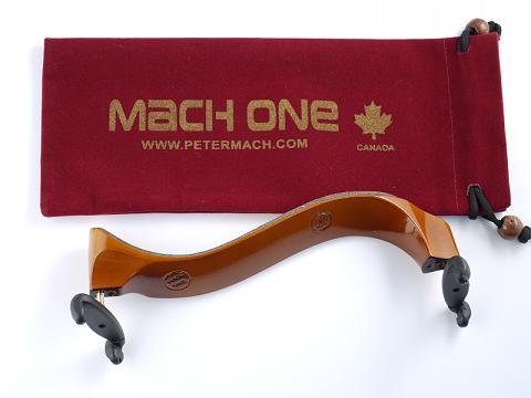 ヴァイオリン肩当て MACH ONE(マッハワン)メイプルコンフォート【店頭受取対応商品】