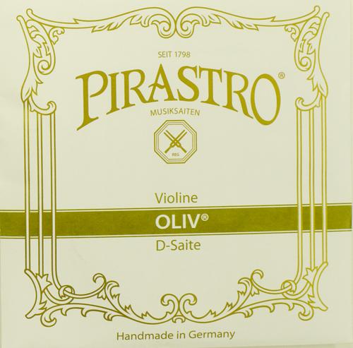 安い 激安 プチプラ 高品質 最高級ガット弦 ヴァイオリン弦 OLIVE ※メール便対応 無料サンプルOK オリーブ D