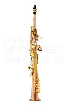 Yanagisawa ヤナギサワ ソプラノサックス S-WO2 [管楽器]