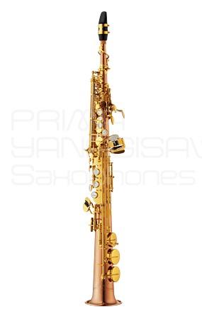 Yanagisawa ヤナギサワ ソプラノサックス S-WO20 ※送料無料 ※お取り寄せ [管楽器]【店頭受取対応商品】