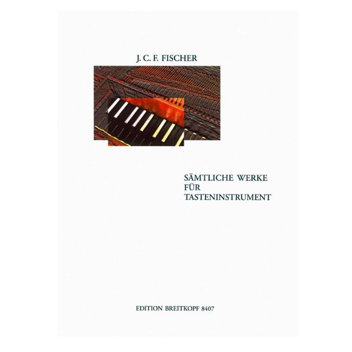 輸入楽譜 チェンバロ チェンバロ楽譜 鍵盤作品全集 春の新作続々 Samtliche Orgel マーケティング Klavier und fur Werke
