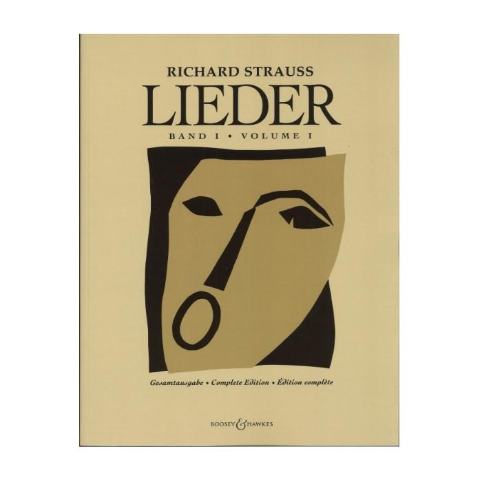 【声楽楽譜】 歌曲全集第1巻:op. 10 - op. 39/Lieder 1: op. 10 - op. 39