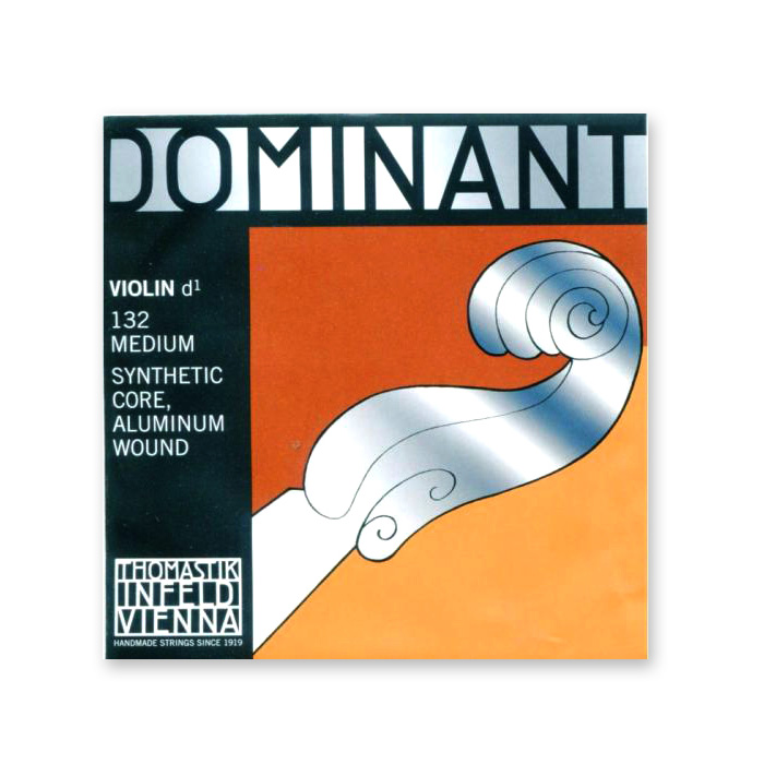不動の定番人気弦 ヴァイオリン弦 ドミナント D 2サイズ用 ※メール便対応 メーカー在庫限り品 1 安い 激安 プチプラ 高品質