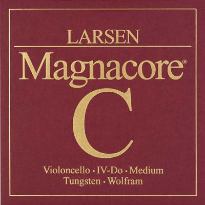 【メール便送料無料】チェロ弦 LARSEN Magnacore(ラーセン マグナコア)C【店頭受取対応商品】
