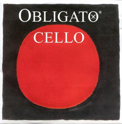 チェロ弦 OBLIGATO(オブリガート)G