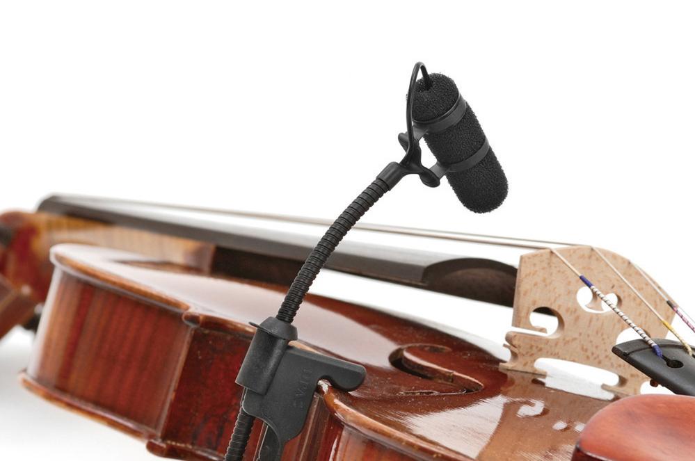 ヴァイオリン用ピックアップマイクセット DPA d:vote VO4099V