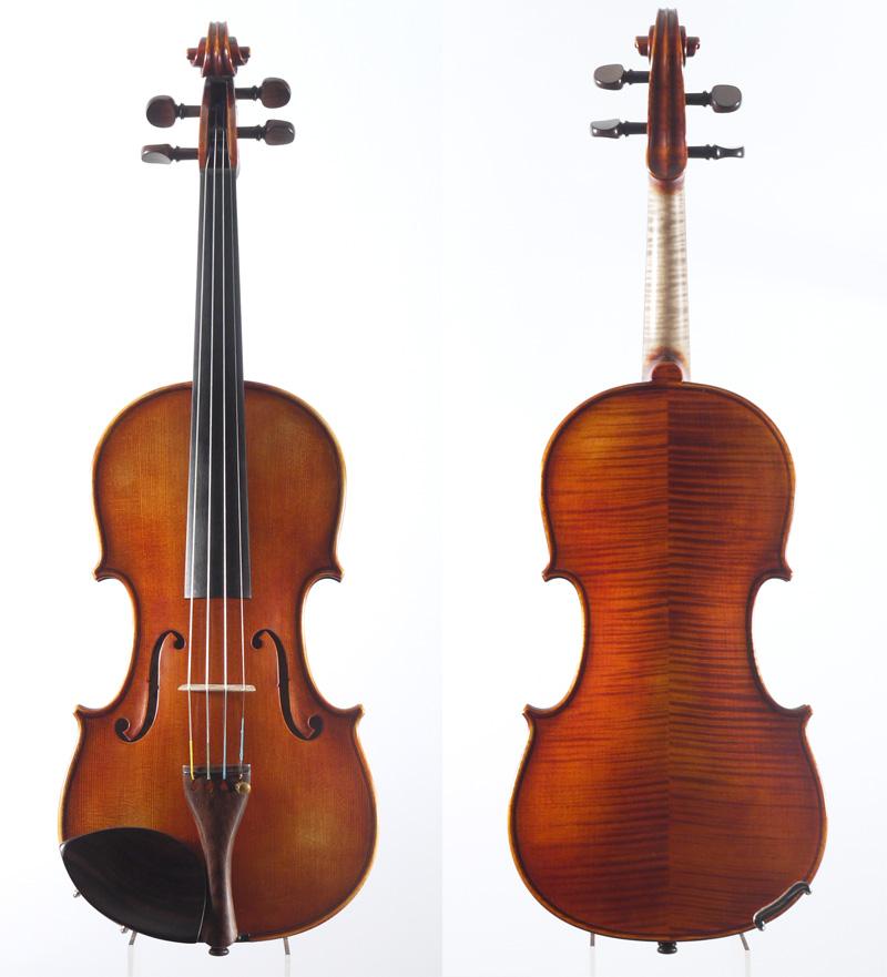 ヴァイオリン J.Lorenz(ヤン・ロレンツ)#20 チェコ製