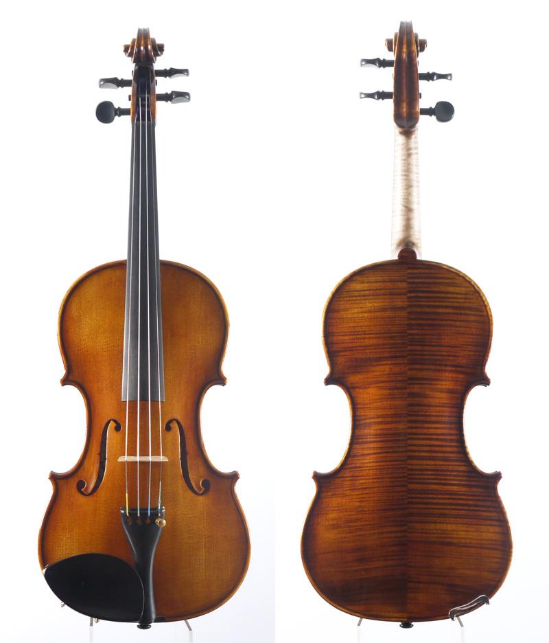 ヴァイオリン J.Holpuch(ヨセフ・ホルパック)#50 チェコ製