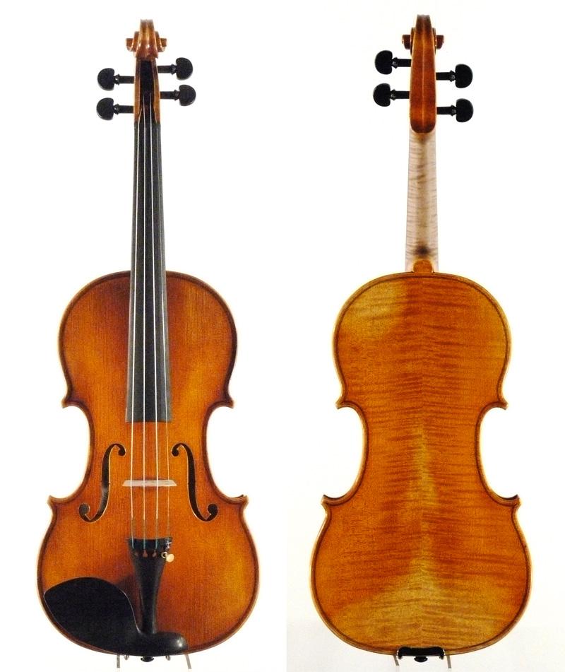 ヴァイオリン Hagen Weise(ハーゲン・ヴァイゼ) 120S ドイツ製
