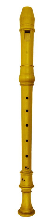 木製リコーダー Mollenhauer(モーレンハウエル) アルト DL-5222(A=415)【小金井店ショールーム取扱商品】